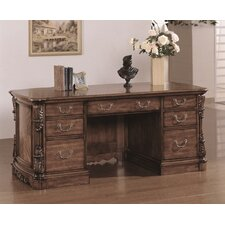<strong>Wildon Home ®</strong> Angelina Executive Desk