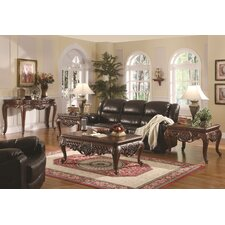 <strong>Wildon Home ®</strong> Camelot Coffee Table Set
