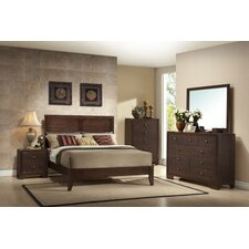 Simmons Panel Bedroom Collection