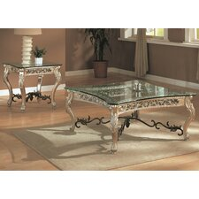 <strong>Wildon Home ®</strong> Estonia Coffee Table Set
