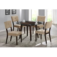 <strong>Wildon Home ®</strong> Wegman 5 Piece Dining Set