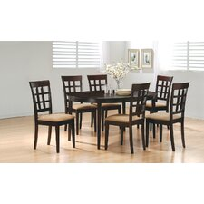 Crawford 7 Piece Dining Set