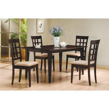 <strong>Wildon Home ®</strong> Crawford 5 Piece Dining Set