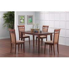 Crawford 5 Piece Susan Dining Set