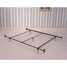 <strong>Wildon Home ®</strong> 5 Legs Queen Bed Frame