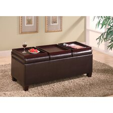 <strong>Wildon Home ®</strong> Haines Cocktail Ottoman