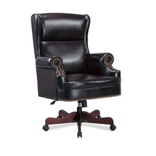 <strong>Wildon Home ®</strong> South Beach High-Back Office Chair