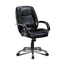 <strong>Wildon Home ®</strong> Spray Cushion High-Back Office Chair