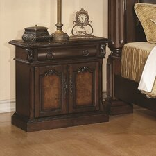 Juliet 1 Drawer Nightstand
