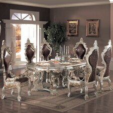 <strong>Wildon Home ®</strong> Melamed 7 Piece Dining Set