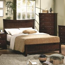 Milano Panel Bed