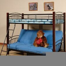 <strong>Wildon Home ®</strong> Brooklyn Twin Over Full Futon Bunk Bed