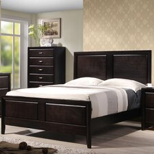 Adele Panel Bed