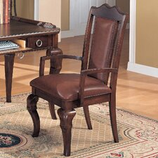 McMullen Mid-Back Office Chair with Arms