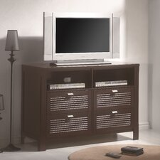 <strong>Wildon Home ®</strong> Amherst 4 Drawer Media Chest