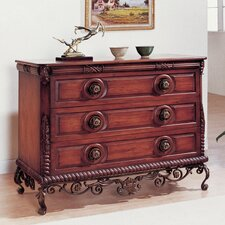 Barcelona Bombe Chest