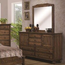 <strong>Wildon Home ®</strong> Dartmouth 7 Drawer Dresser