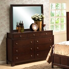 <strong>Wildon Home ®</strong> Weber 9 Drawer Dresser