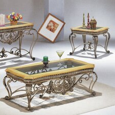 <strong>Wildon Home ®</strong> Hamilton Coffee Table Set