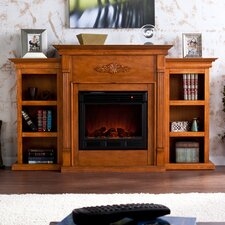 <strong>Wildon Home ®</strong> Franklin Electric Fireplace