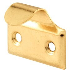 <strong>PrimeLine</strong> Brass Plated Window Sash Lift (Set of 2)