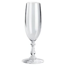 Dressed Champagne Flute
