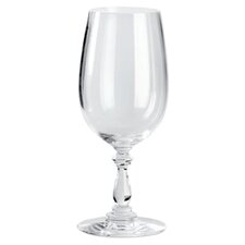 Dressed White Wine Glass