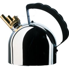 <strong>Alessi</strong> Water Kettle With Steel Bottom