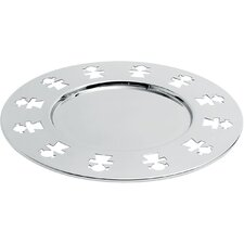 "Girotondo by King Kong 12.4"" Charger Plate"