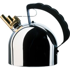 <strong>Alessi</strong> Water Kettle With Whistle