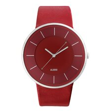 Luna Leather Watch