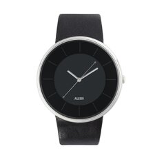 <strong>Alessi</strong> Luna Leather Watch
