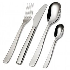 <strong>Alessi</strong> Knifeforkspoon 24 Piece Flatware Set