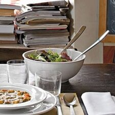 Platebowlcup Salad Serving Bowl by Jasper Morrison (Set of 4)