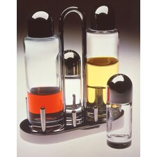 <strong>Alessi</strong> 5070 Condiment Set by Ettore Sottsass, 1978