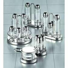 <strong>Alessi</strong> Condiment Servers by Ettore Sottsass