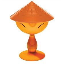 Mandarin Citrus Squeezer with Goblet by Stefano Giovannoni