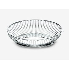 Ufficio Tecnico Alessi Oval Wire Fruit Basket