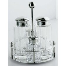 <strong>Alessi</strong> Michael Graves 7 oz. Condiment Set