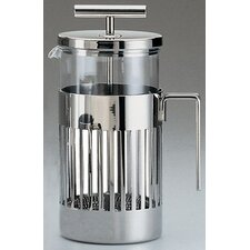 <strong>Alessi</strong> Aldo Rossi Press Filter Coffee Maker or Infuser