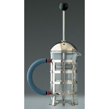 <strong>Alessi</strong> Michael Graves Press Filter Coffee Maker and Infuser