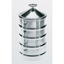 <strong>Alessi</strong> Clare Brass 39.9 oz. Kalistò 3 Kitchen Box