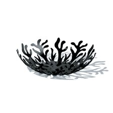 <strong>Alessi</strong> Mediterraneo Fruit Holder in Black by Emma Silvestris