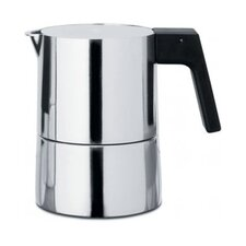 <strong>Alessi</strong> Piero Lissoni Pina Espresso Coffee Maker