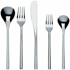 <strong>Alessi</strong> Mu 5 Piece Cutlery Set