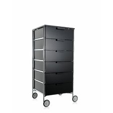 "Mobil 19.25"" 6 Drawer Storage Container"
