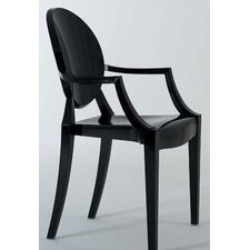Louis Ghost Chair (Set of 2)