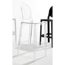 "<strong>Kartell</strong> ""One More, One More Please"" Barstool with Oval Back"