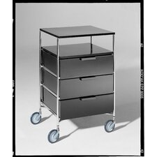 "Mobil 26.38"" Storage Container with 4 Drawers"