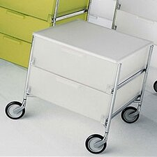 "Mobil 19.25"" Storage Container with 2 Drawers"